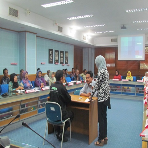 Service Quality Expert Workshop Bagi Pegawai UNHAS